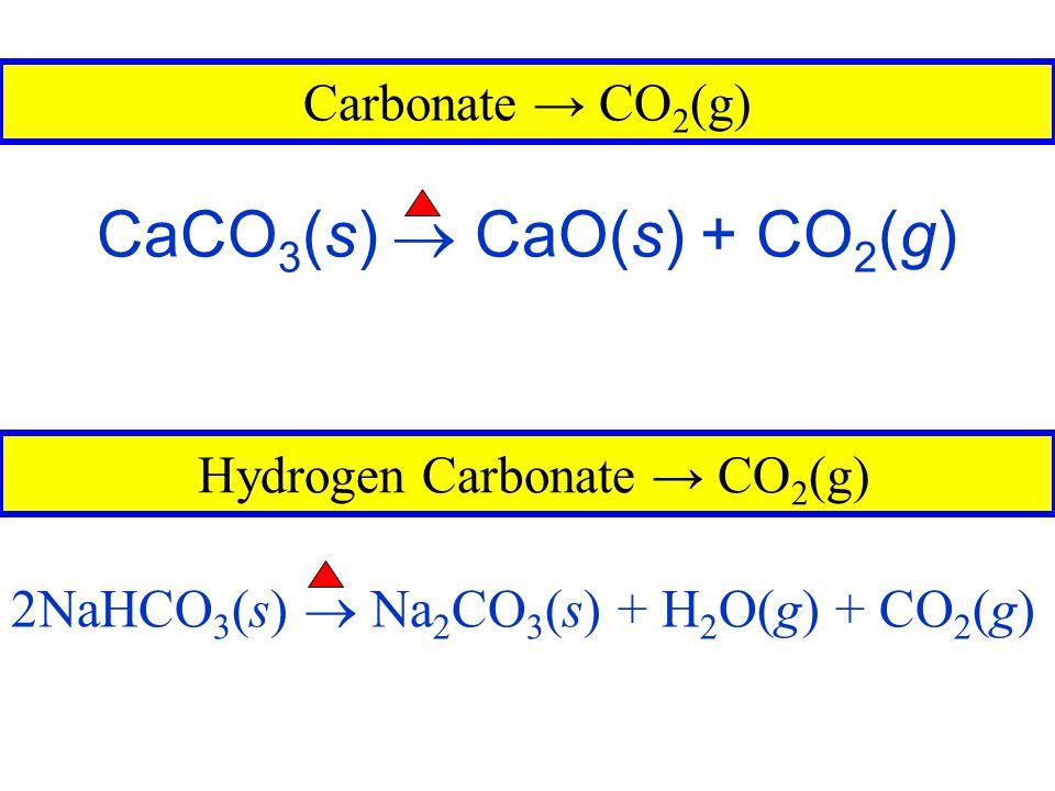 2Ag 2 O(s)  4Ag(s) + O 2 (g) Metal Oxide → Metal + Oxygen Metal Oxide → Metal Oxide + Oxygen 2PbO 2 (s)  2PbO(s) + O 2 (g)
