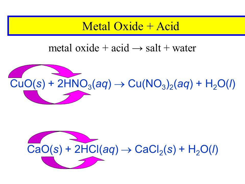 Formation of a Gas H 2 SO 4 (aq) + 2NaCN(aq)  Na 2 SO 4 (aq) + 2HCN(g) NH 4 Cl(aq) + NaOH(aq)  NaCl(aq) + NH 4 OH(aq) NH 4 OH(aq)  NH 3 (g) + H 2 O(l) indirect gas formation
