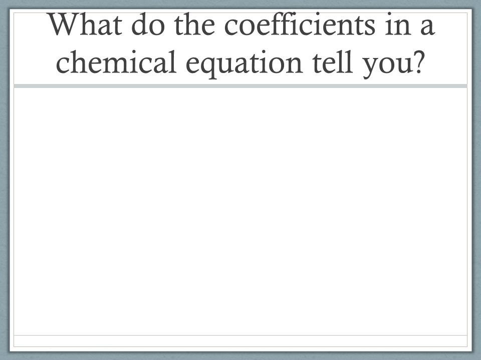 Assume ideal stoichiometry in the reaction: CH 4 + 2O 2  CO 2 + 2H 2 O If you know the mass of CH 4, you can calculate A.