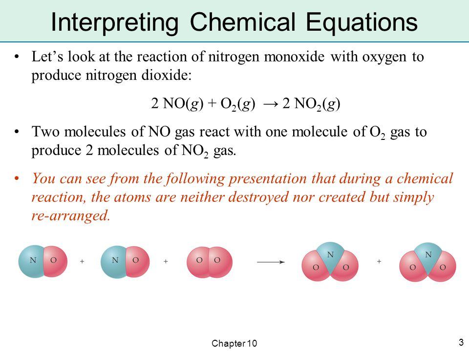 Chapter 10 34 3 FeO(l) + 2 Al(l) → 3 Fe(l) + Al 2 O 3 (s) Second, lets convert g Al to g Fe: We can produce 77.6 g Fe if Al is limiting.