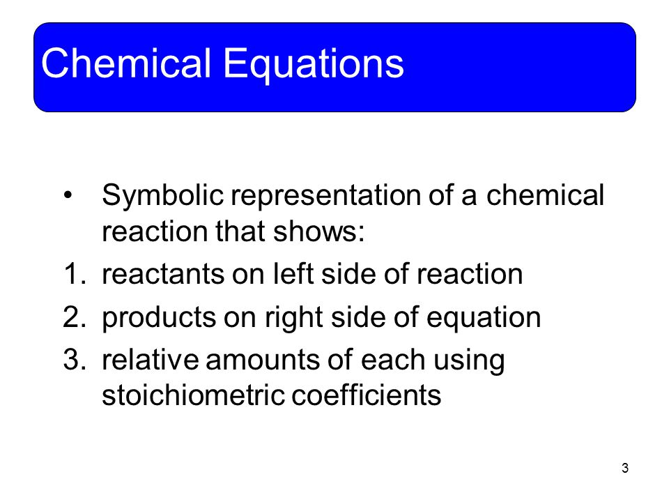 34 Percent Yields from Reactions Example 3-9: A 10.0 g sample of ethanol, C 2 H 5 OH, was boiled with excess acetic acid, CH 3 COOH, to produce 14.8 g of ethyl acetate, CH 3 COOC 2 H 5.