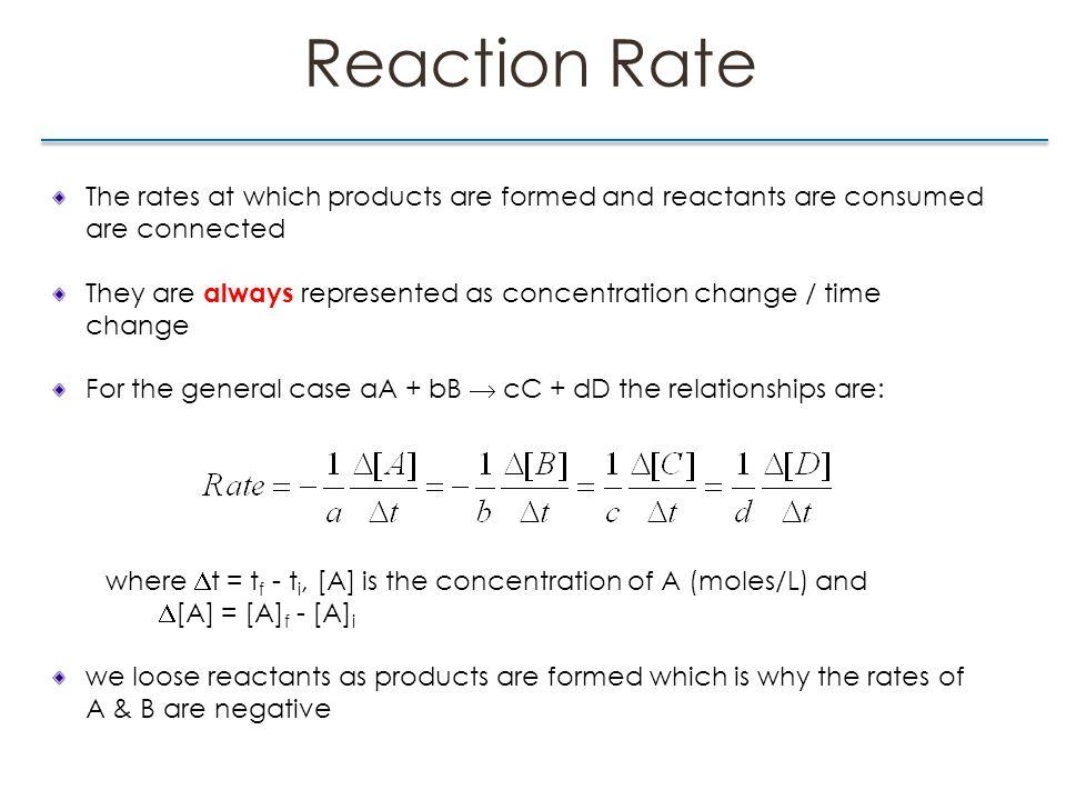 Using the Arrhenius Equation Section 12.12