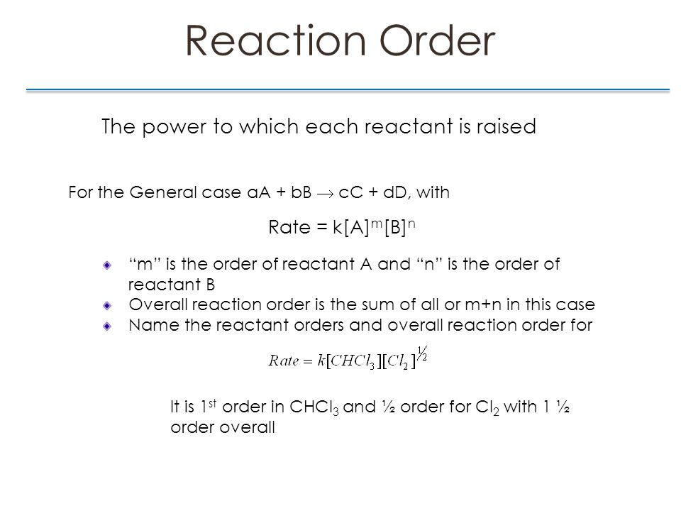Example for Fast Step First What is the rate law for the mechanism below?