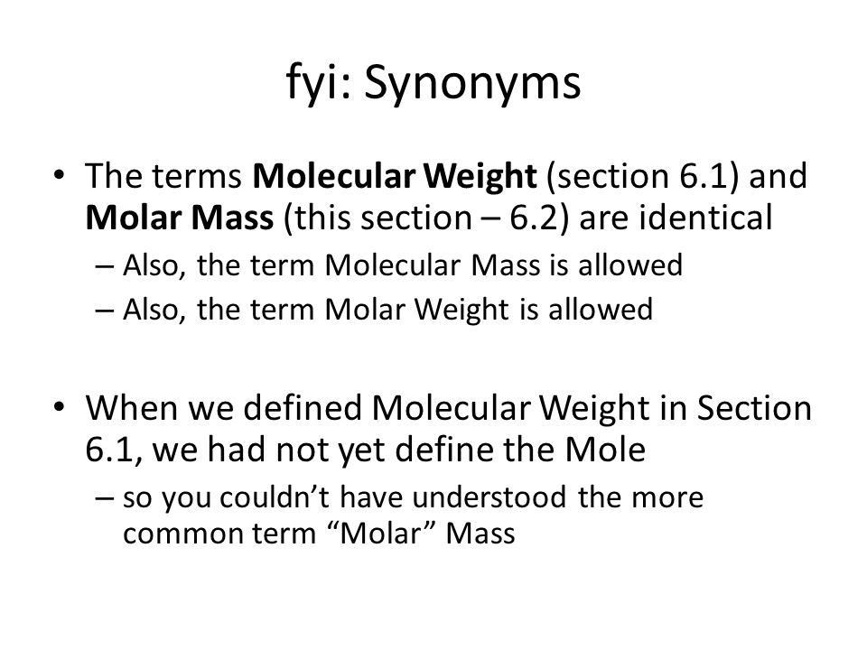 The molar mass of water is 18.02 g/mol So how many moles of water are there in 27 grams.