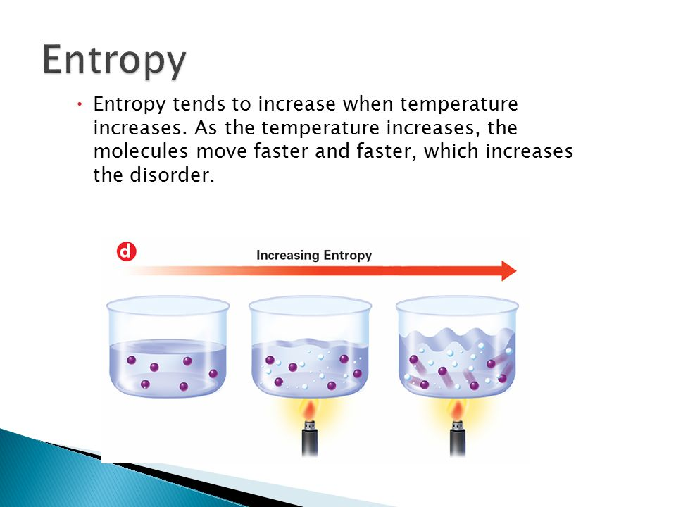  Enthalpy is a measure of the heat content (∆H) of a substance.