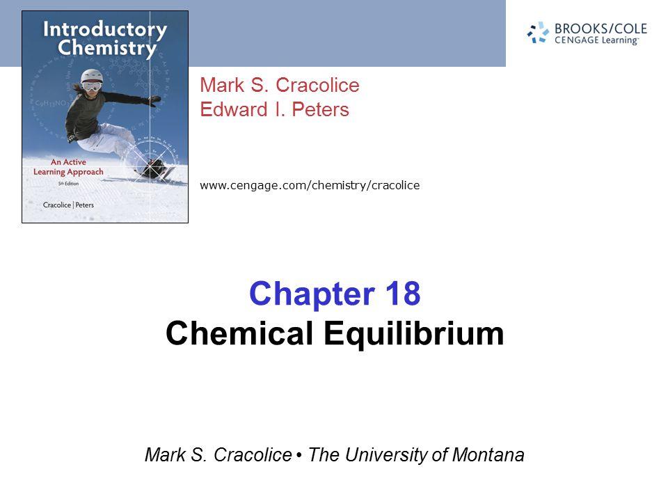 www.cengage.com/chemistry/cracolice Mark S.Cracolice Edward I.