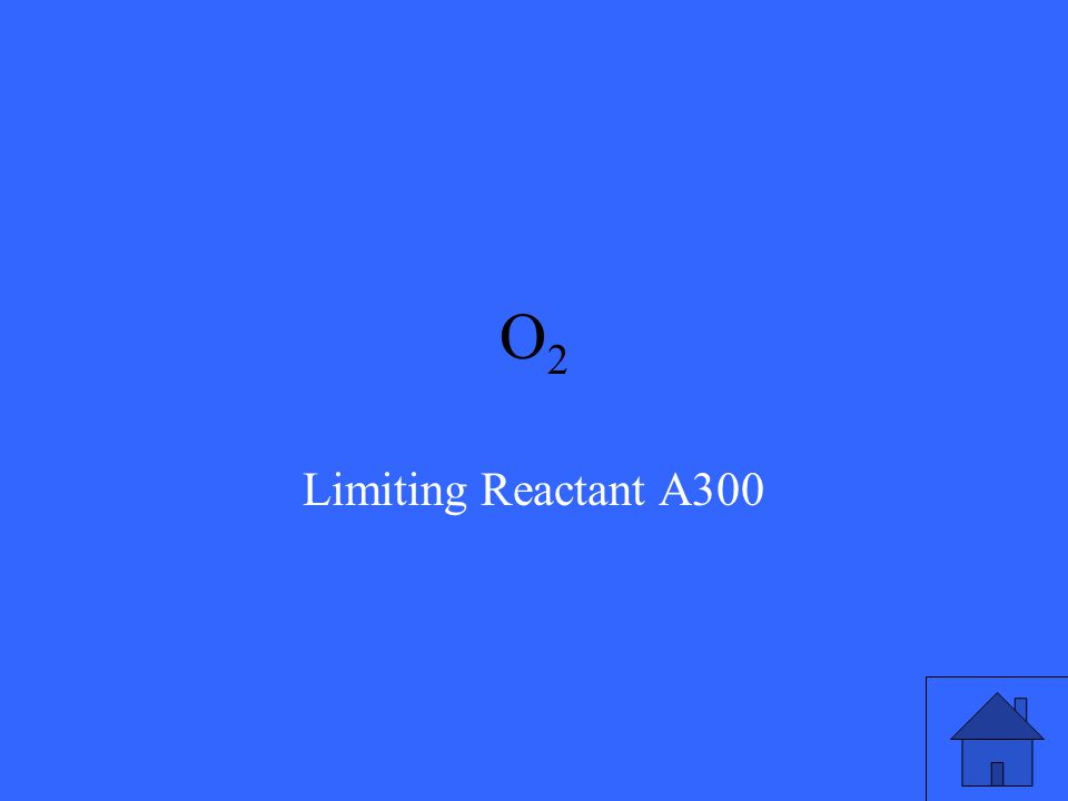 What is the limiting reactant if 55g H 2 S reacts with 70g O 2 .