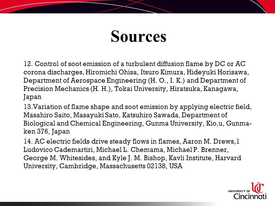 Sources 12.