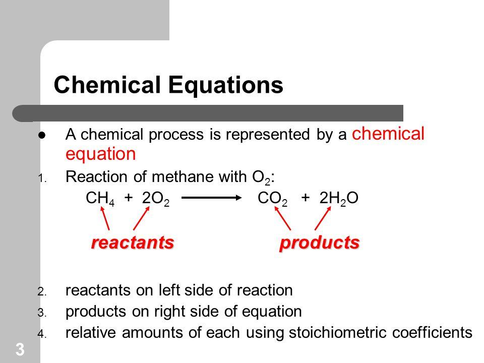 4 Chemical Equations
