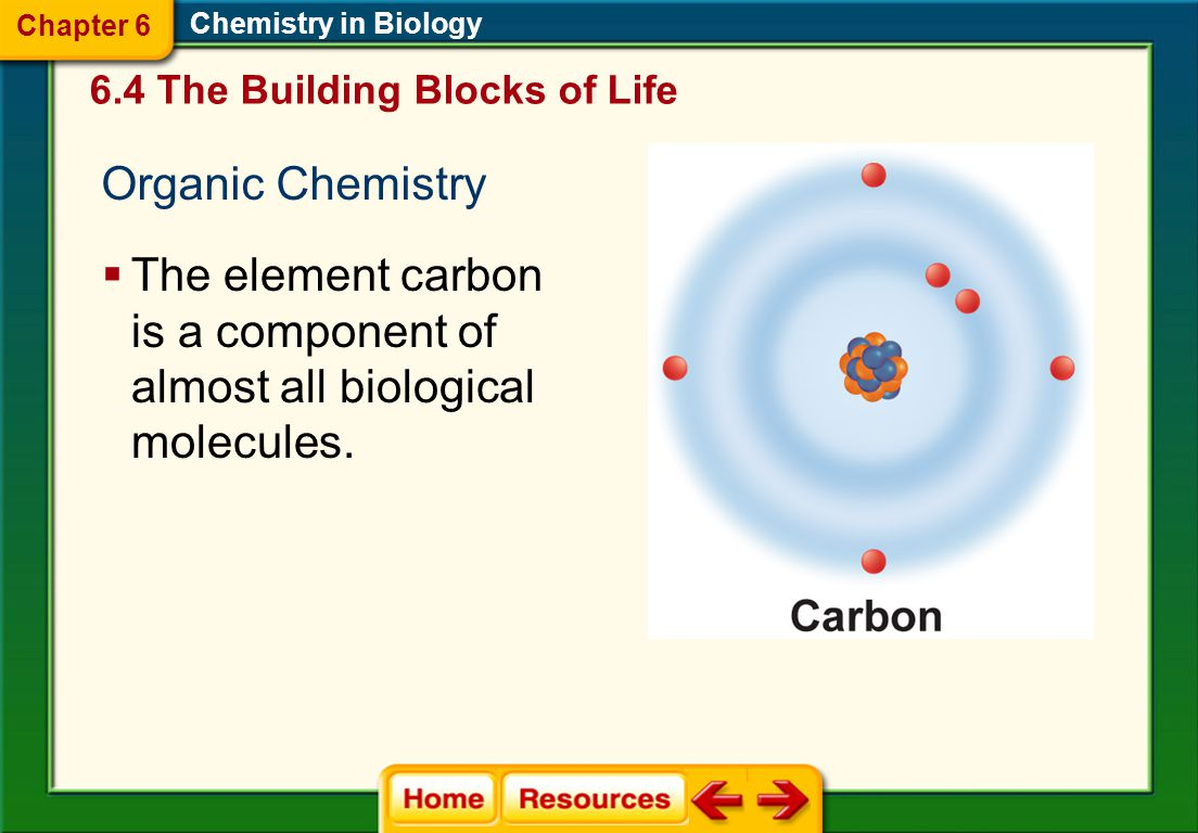 Chemistry in Biology  Buffers are mixtures that can react with acids or bases to keep the pH within a particular range.