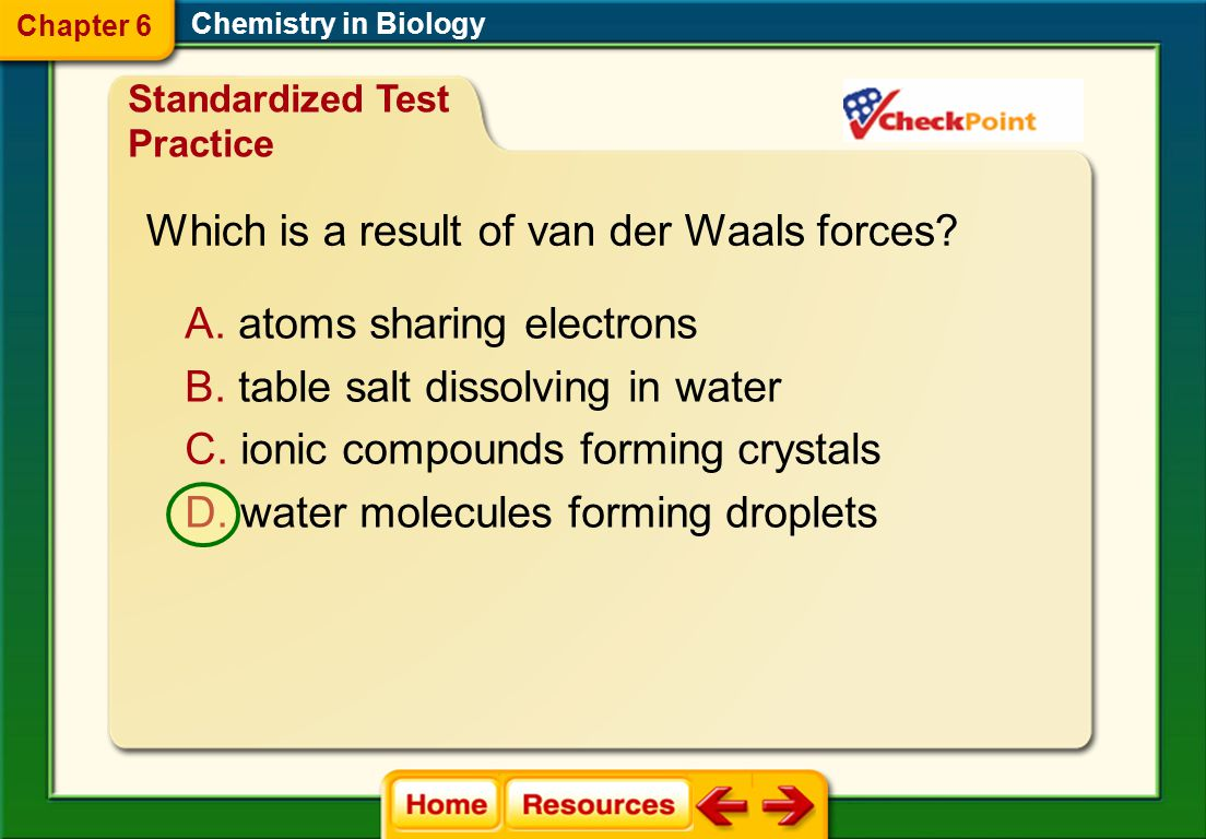 Explain why chemical equations must be balanced. Chemistry in Biology Answer: Chemical reactions require balance of mass. Therefore, the number of ato