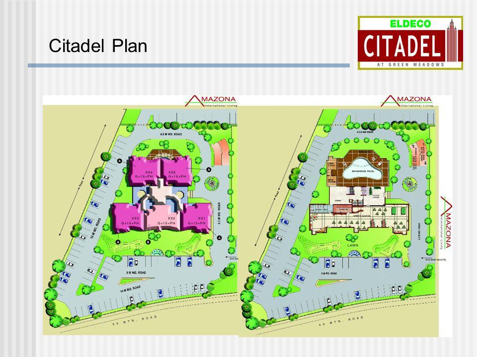 Citadel Plan