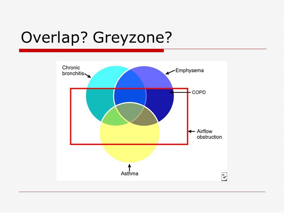Overlap? Greyzone?