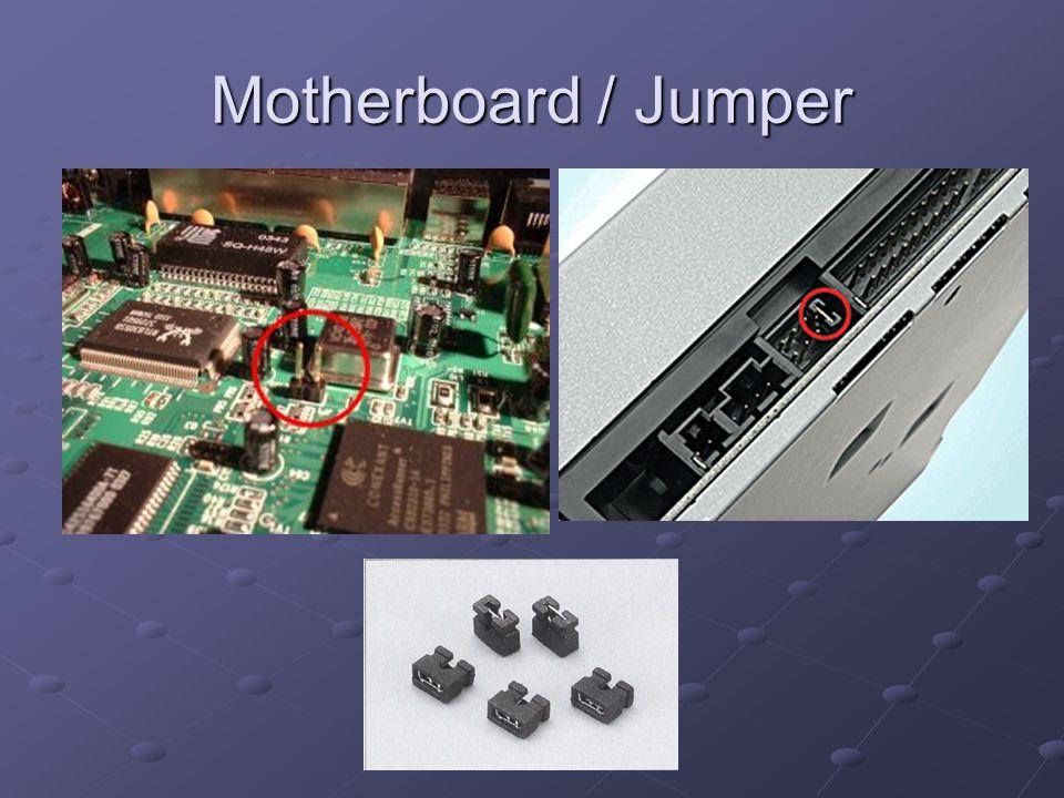 Motherboard / Jumper