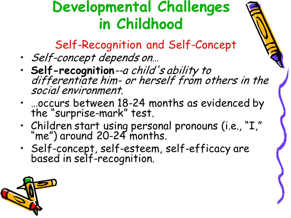 Developmental Challenges in Childhood Apply It to Yourself Are you: Trusting or suspicious.
