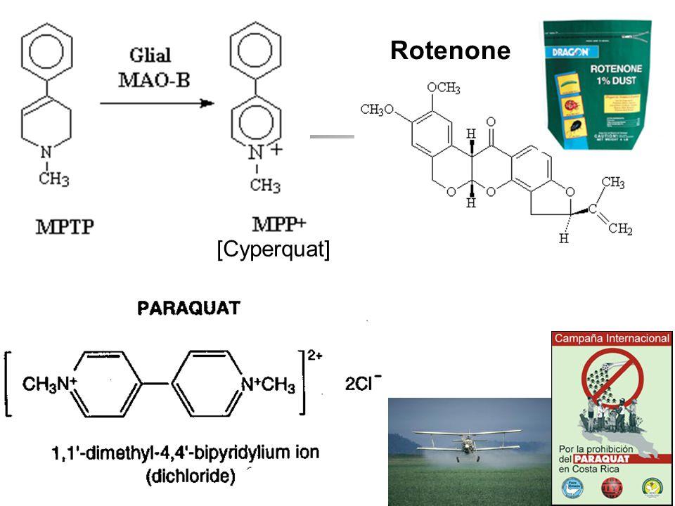Rotenone [Cyperquat]