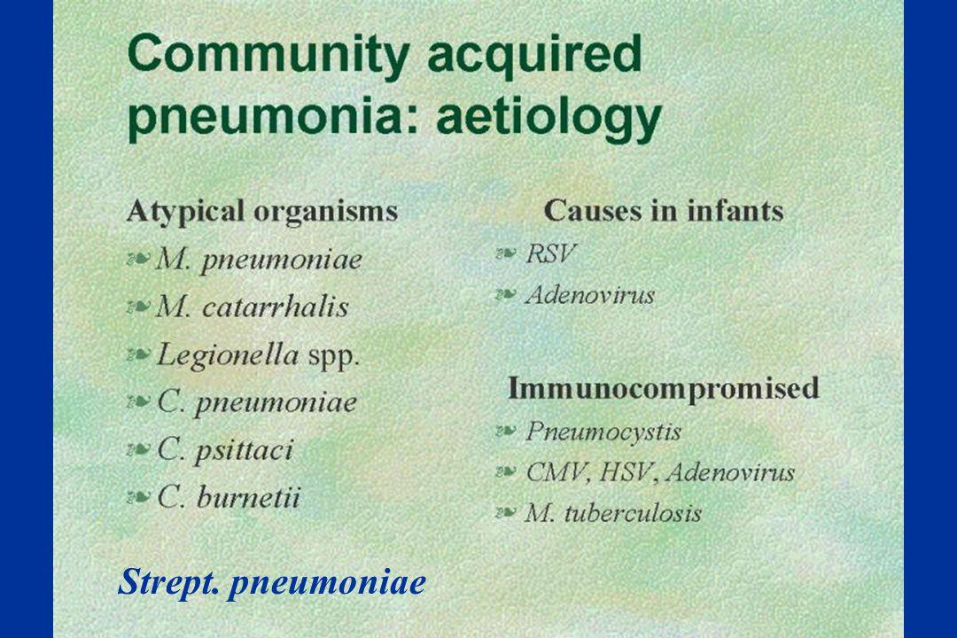 Strept. pneumoniae