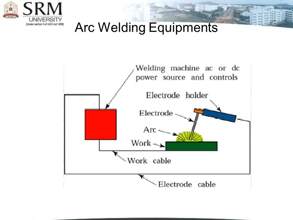 Metal arc welding