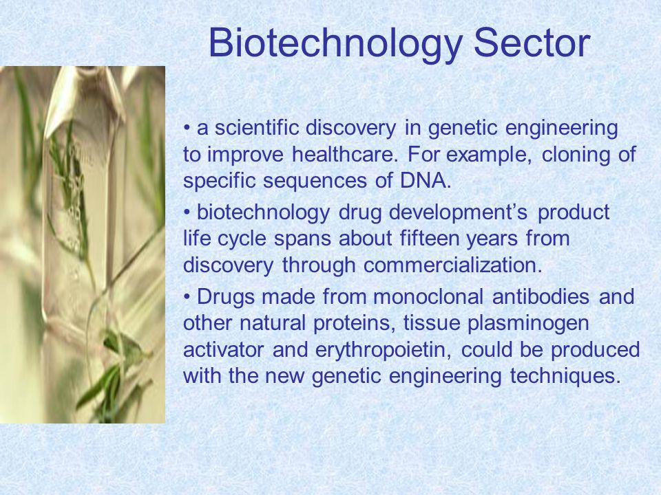 a scientific discovery in genetic engineering to improve healthcare.
