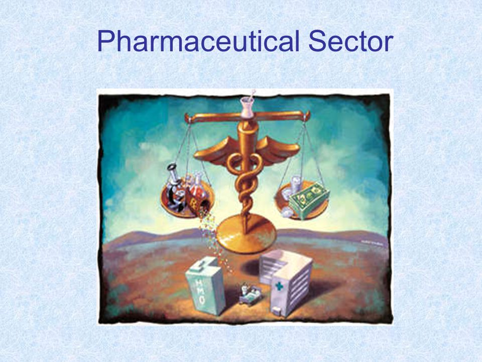 Biotechnology Sector Biotechnology-pharmaceutical company alliance: Pharmaceutical advantage: 1) Gain access to product opportunities to fill their pipelines.