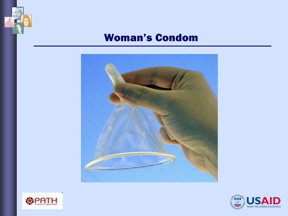 Woman's Condom