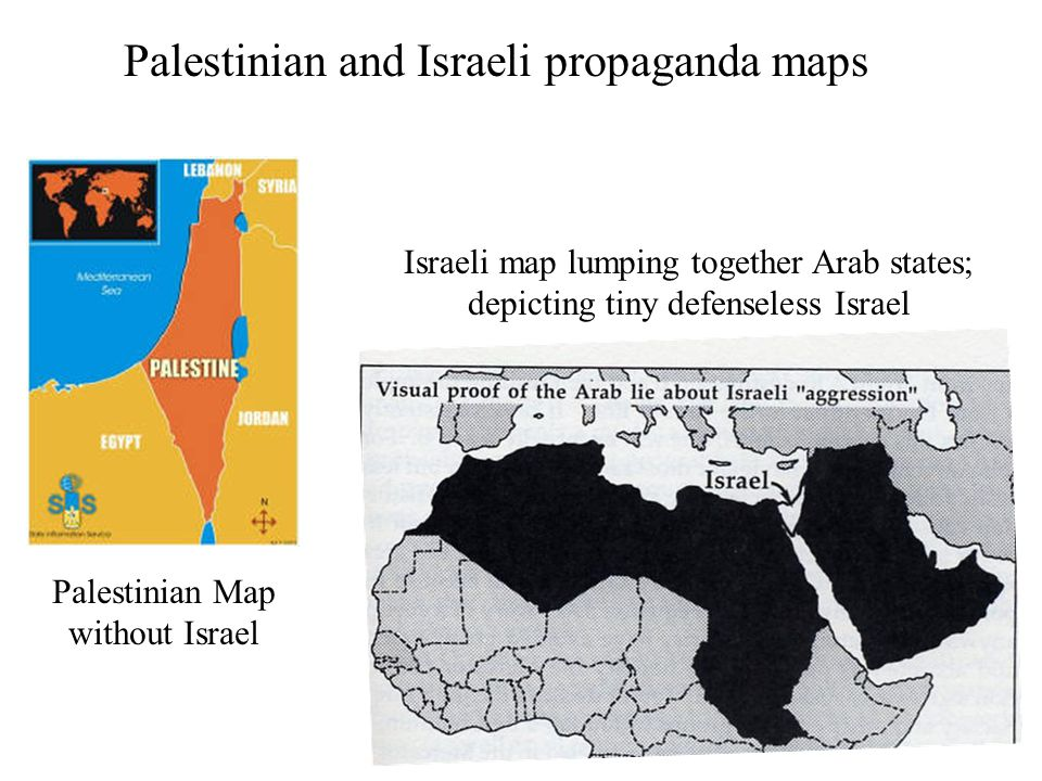 Israel Zionism: Jewish (religious) territoriality Israelis are multiethnic European, Middle Eastern, Newer Russian, Ethiopian immigrants Arab Israeli minority Palestinians (in West Bank and Gaza Strip) Arab (ethnic) territoriality Palestinians are multireligious Muslims and Christians Ethnic nationalist movement, but some newer Muslim groups