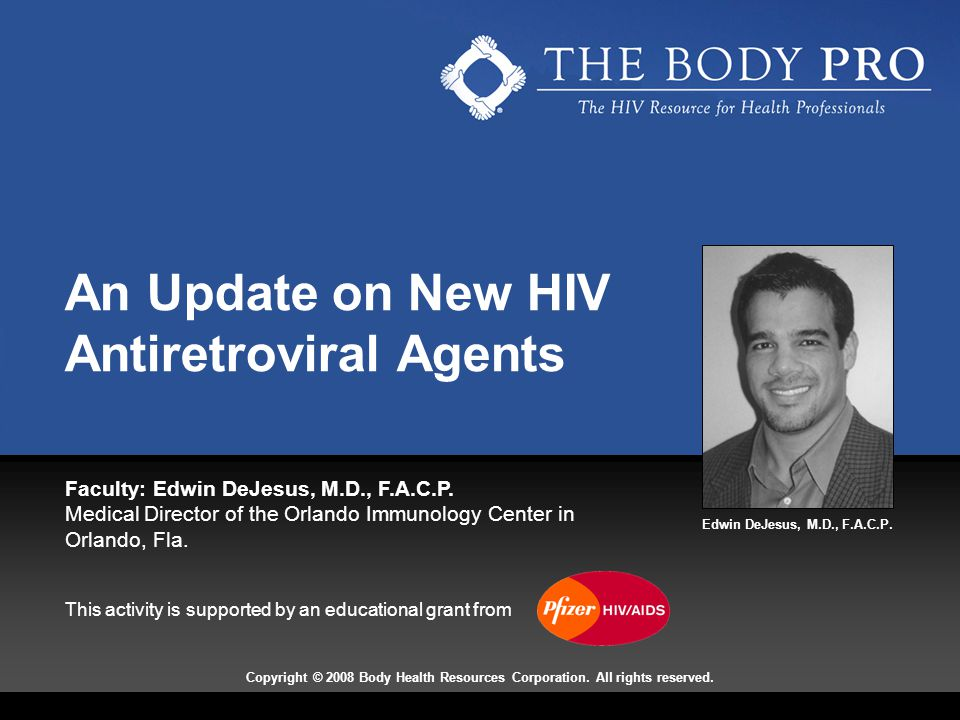The Body PRO An Update on New HIV Antiretroviral Agents 51 Summary of Dose Modifications with Maraviroc Concomitant TreatmentA.M.