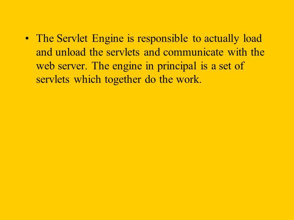Comparison Servlets use the Java environment.