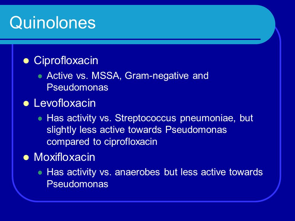 Aminoglycosides Active vs.some Gram-positive and Gram-negative organisms Gentamicin Active vs.