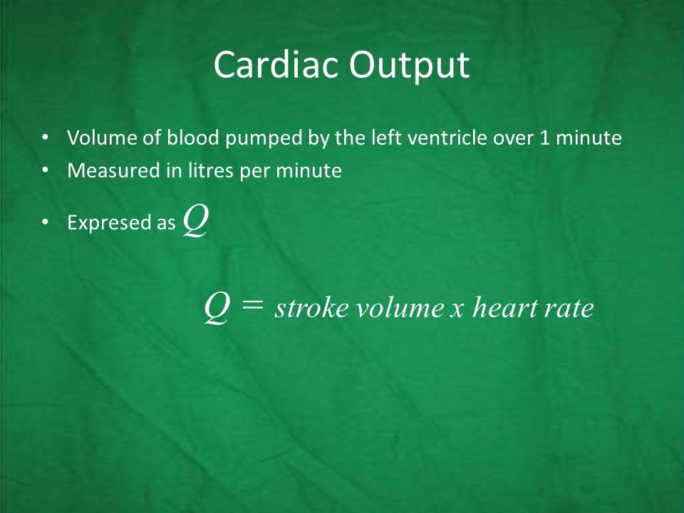 Measurement of Cardiac Output Holy grail of physiology Numerous methods tried Each has strengths Each has weaknesses