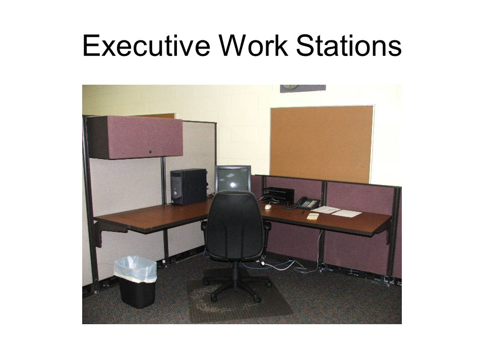 Executive Work Stations