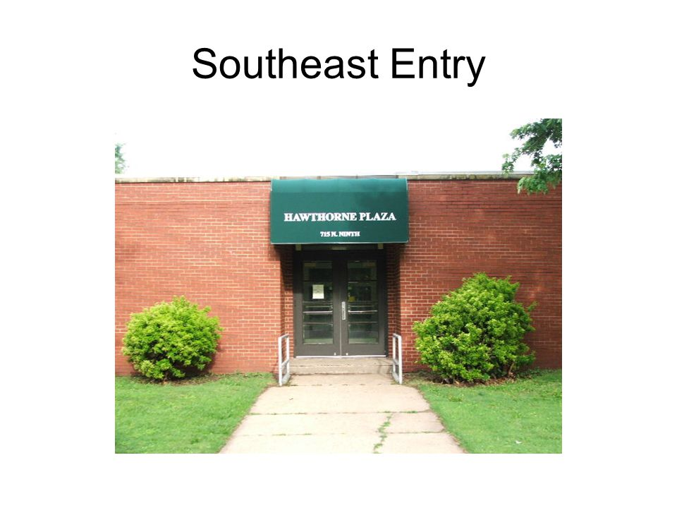 Southeast Entry