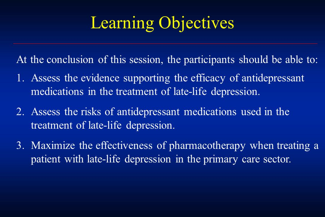 1.Argument for a systematic approach ( algorithm , clinical pathways , stepped care ) vs.