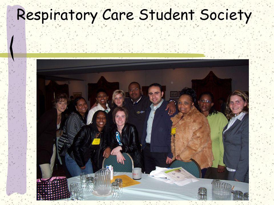 Respiratory Care Student Society