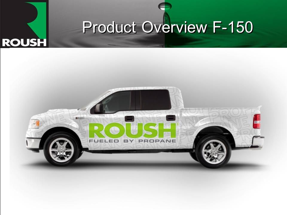 Product Overview F-150