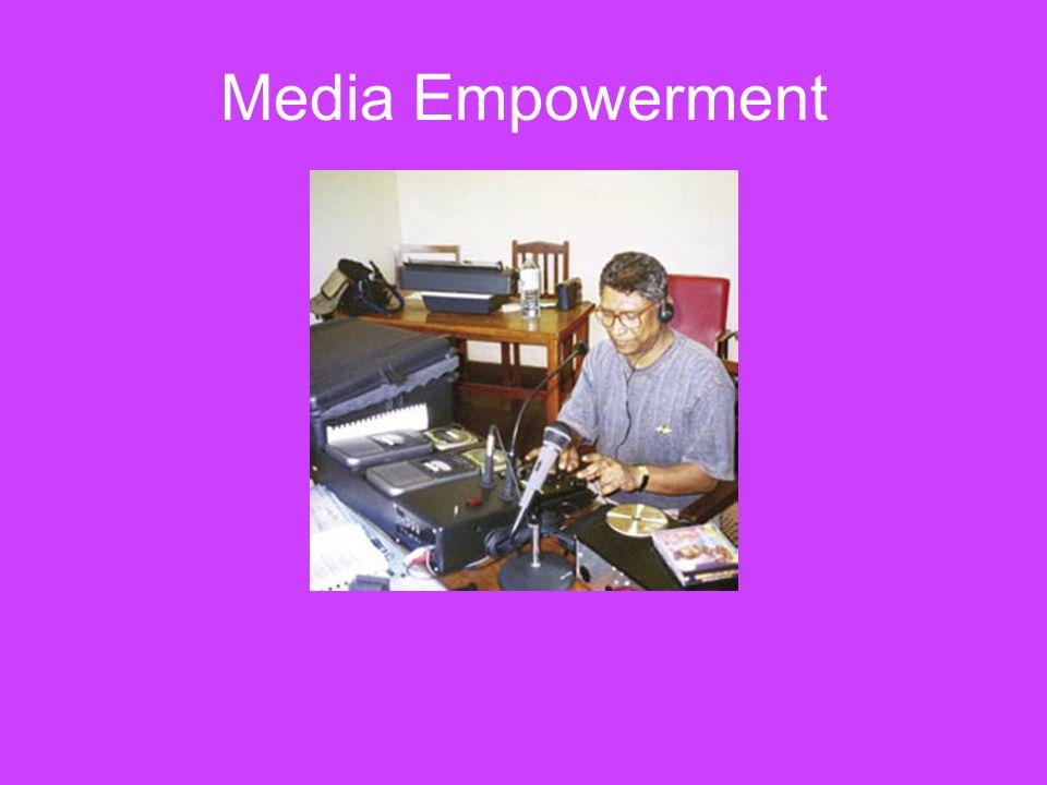Media Empowerment