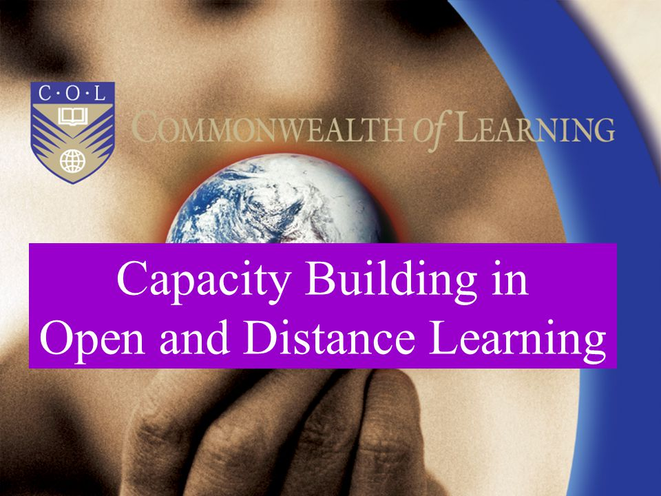 Open and Distance Learning for Development