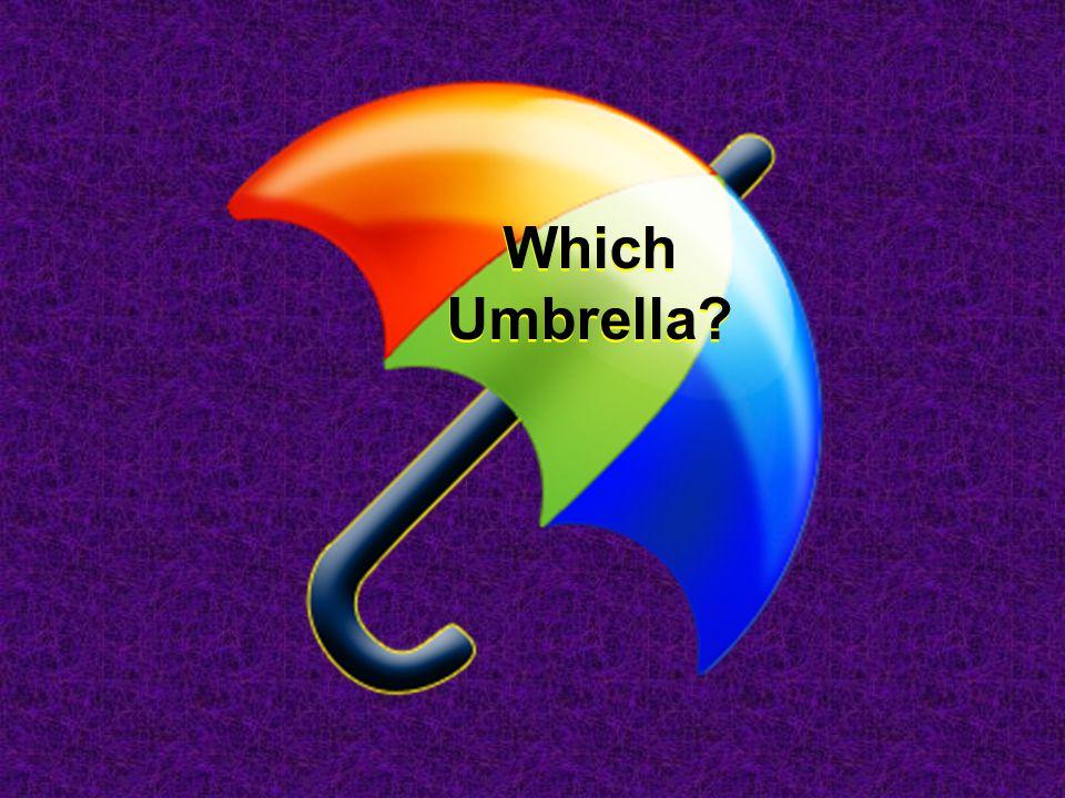 Which Umbrella