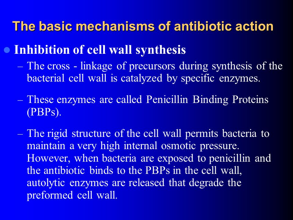 Beta-lactam antibiotics Cephalosporins – Cephalosporins of I.