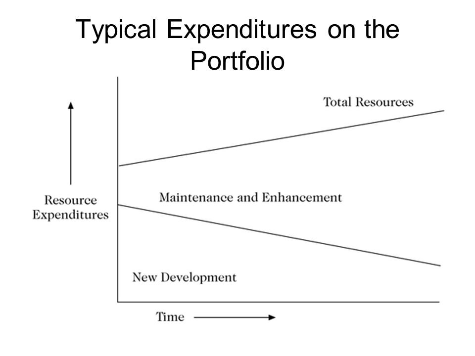 Typical Expenditures on the Portfolio