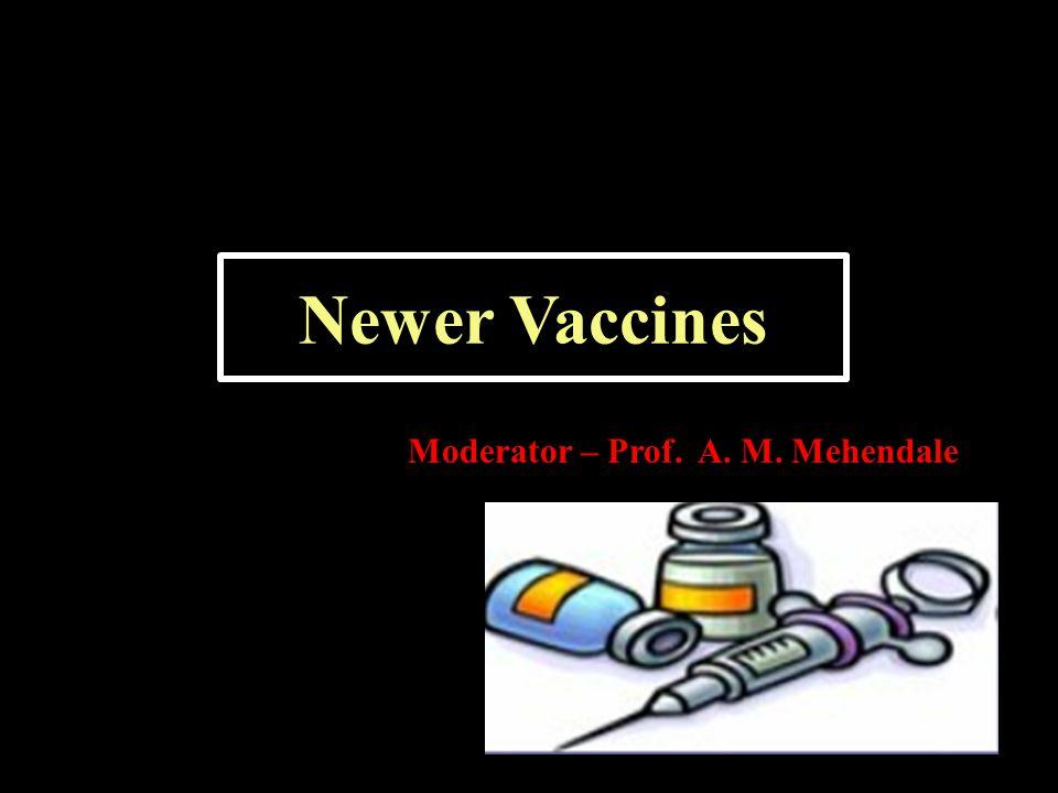 Framework : Introduction Immunization Vaccine Development of vaccines Need for new vaccines Regulation & testing of vaccines List of newer vaccines : HPV Malaria Pandemic -influenza A (H1N1) Rotavirus Cholera vaccine Meningococcal Japanese encephalitis Yellow fever Hepatitis A&B Varicella Haemophilus Influenza B Pneumococcal HIV vaccine