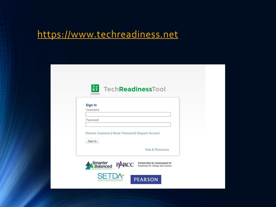https://www.techreadiness.net