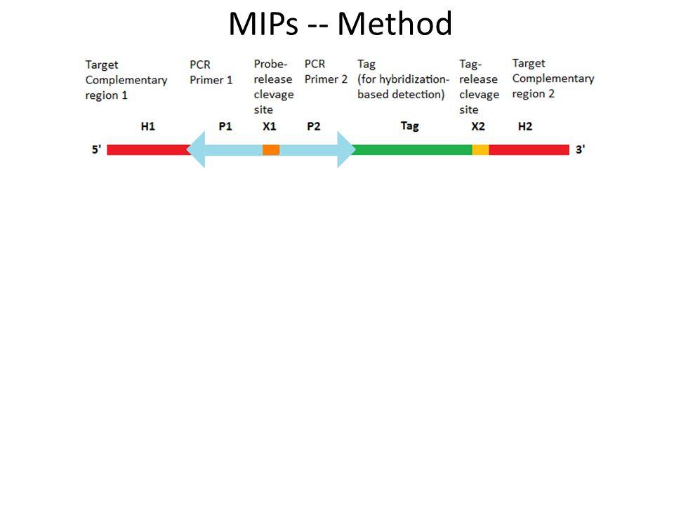 MIPs -- Method