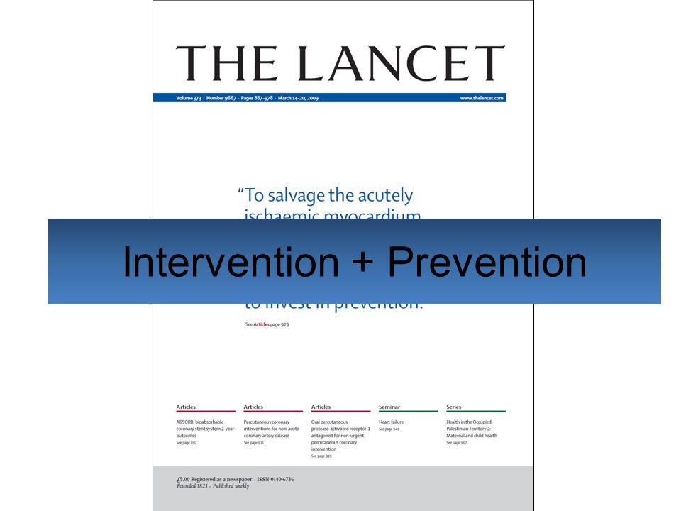 Intervention + Prevention