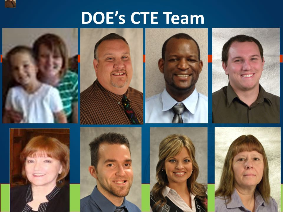 DOE's CTE Team 4