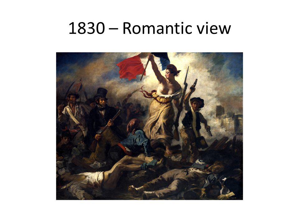 1830 – Romantic view