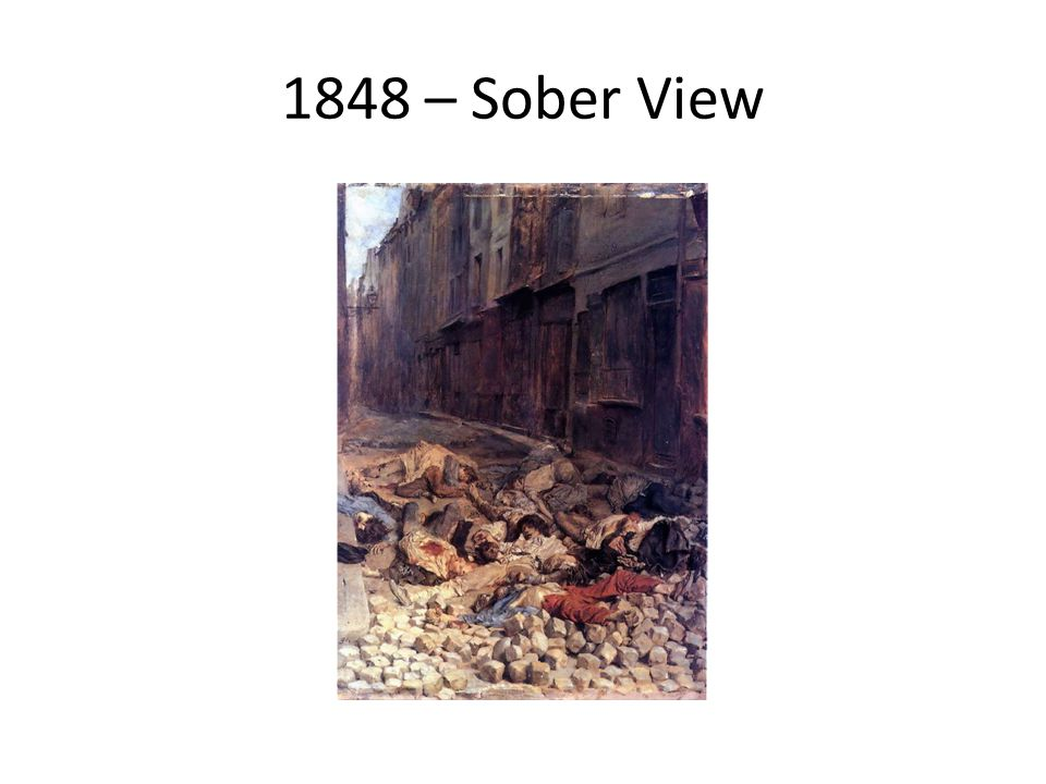 1848 – Sober View