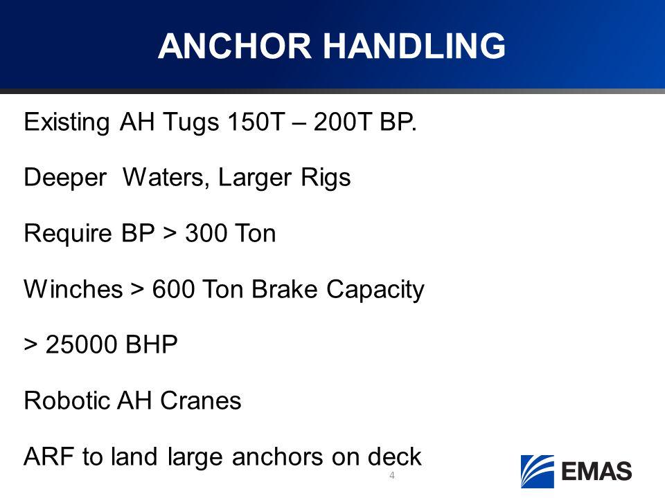 ANCHOR HANDLING 5