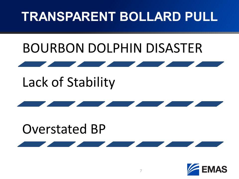BOURBON DOLPHIN 8