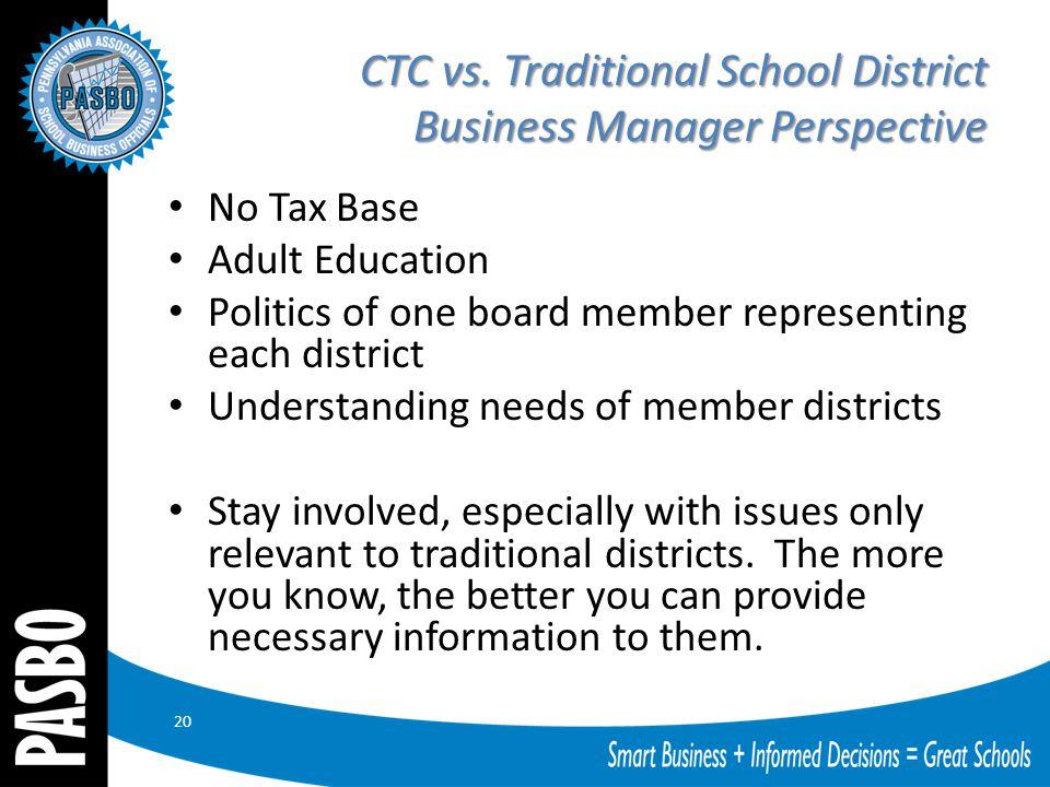 CTC vs.